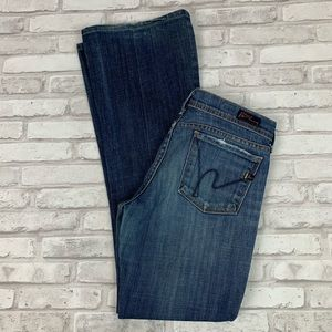 Citizens Of Humanity Ingrid #002 Stretch Jeans 28